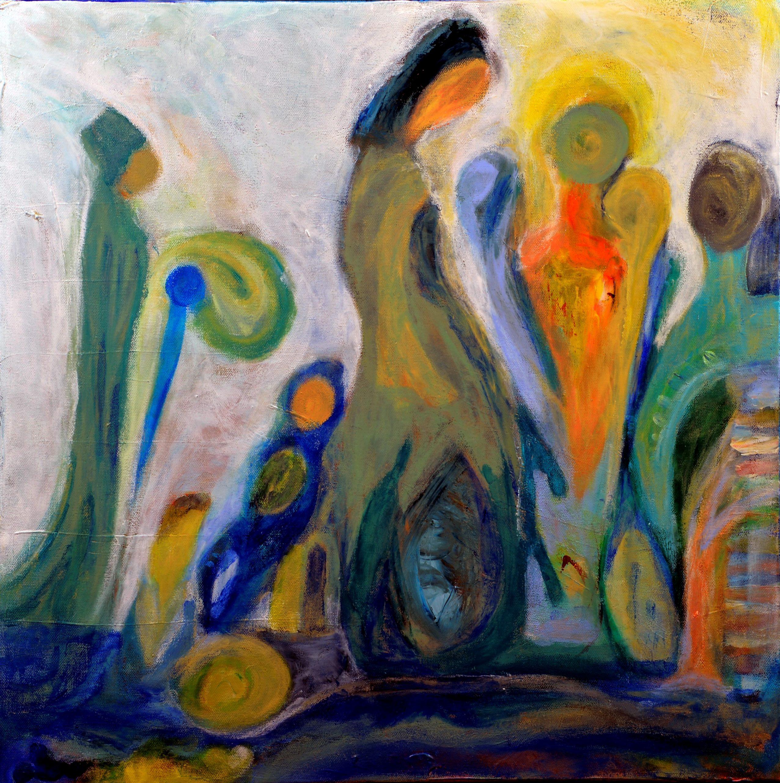 Dreamers by Kari Veastad
